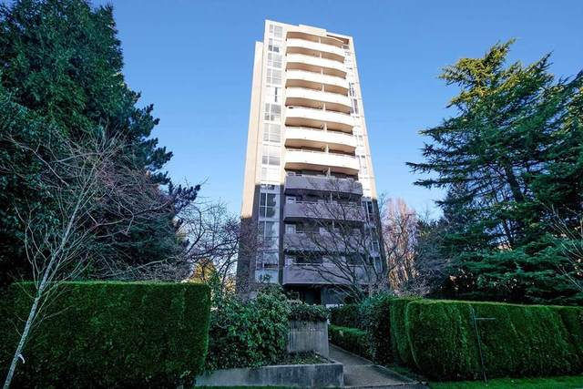 2121 W 38TH Avenue #1001, Vancouver, BC V6M 1R8 (#R2542627) :: RE/MAX City Realty