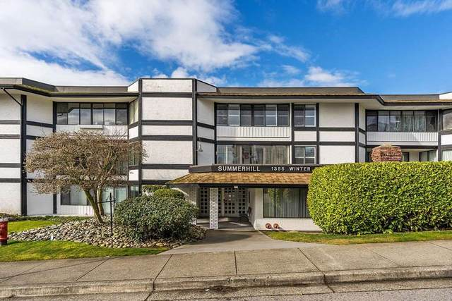 1355 Winter Street #302, White Rock, BC V4B 3Y2 (#R2542841) :: Macdonald Realty