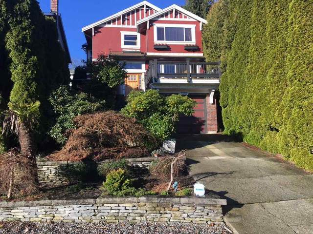 1245 Russell Av Avenue, North Vancouver, BC V7G 2L8 (#R2542905) :: RE/MAX City Realty