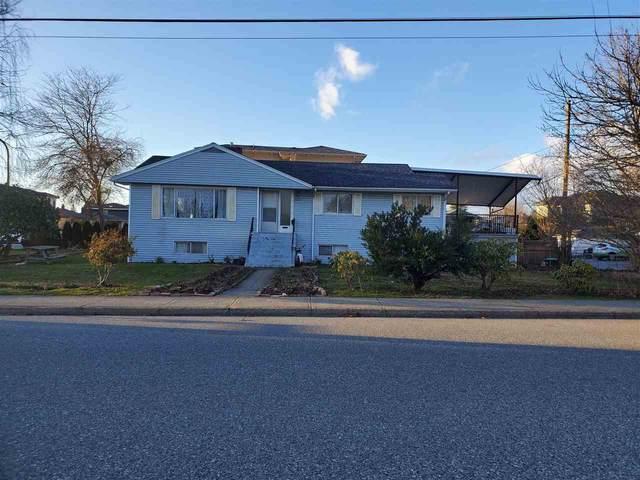 7433 Elwell Street, Burnaby, BC V5E 1L3 (#R2543053) :: RE/MAX City Realty