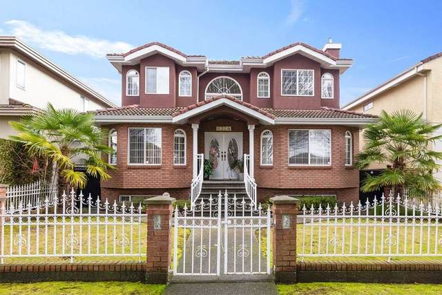 6324 Dumfries Street, Vancouver, BC V5P 3B4 (#R2543102) :: RE/MAX City Realty