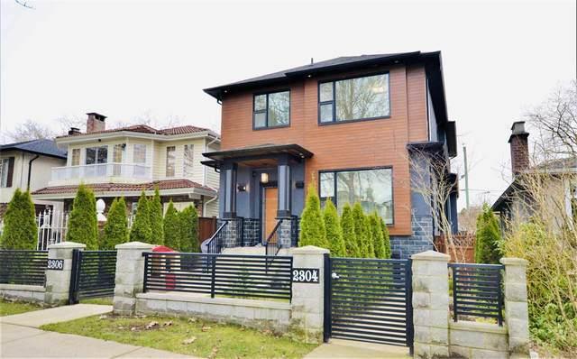 2306 E 28TH Avenue, Vancouver, BC V5N 2Y2 (#R2543105) :: RE/MAX City Realty
