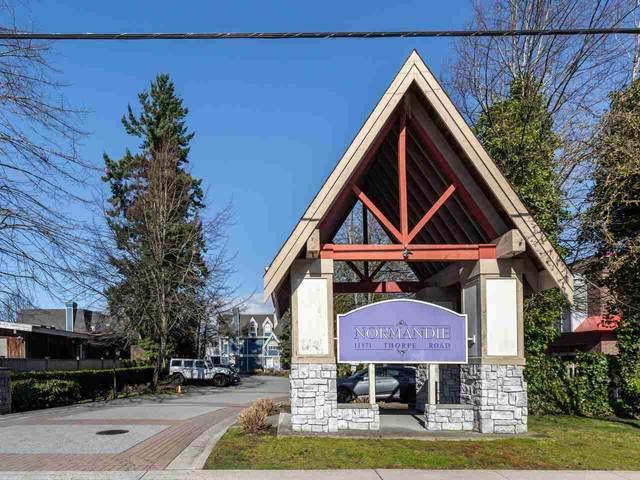 11571 Thorpe Road #44, Richmond, BC V6X 3Z4 (#R2543354) :: Macdonald Realty