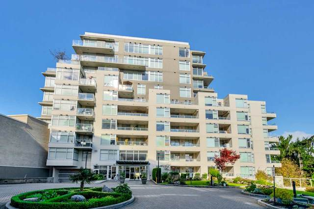 9288 University Crescent #605, Burnaby, BC V5A 4X7 (#R2543421) :: Macdonald Realty