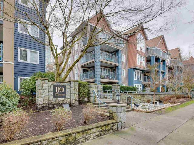 1190 Eastwood Street #401, Coquitlam, BC V3B 7S1 (#R2543589) :: 604 Realty Group