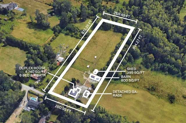 19020 84 Avenue, Surrey, BC V4N 6B3 (#R2543834) :: Macdonald Realty
