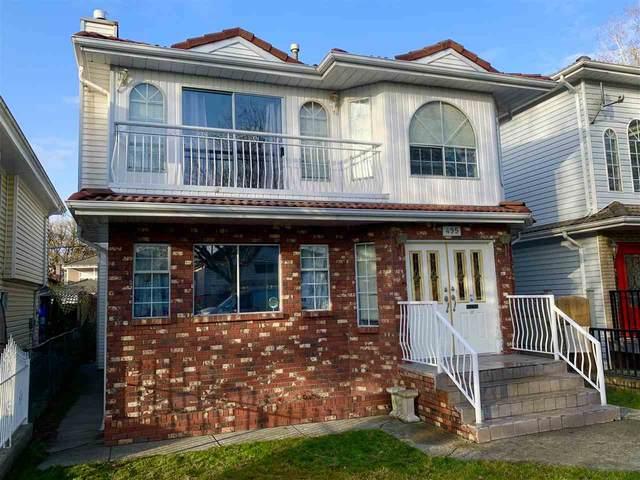 495 E 21ST Avenue, Vancouver, BC V5V 1R3 (#R2543860) :: Macdonald Realty