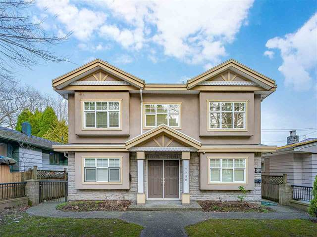 7280 Granville Street, Vancouver, BC V6P 4Y1 (#R2544611) :: Macdonald Realty