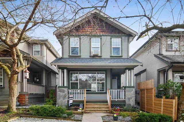 10288 243 Street, Maple Ridge, BC V2W 1Y2 (#R2544837) :: Macdonald Realty