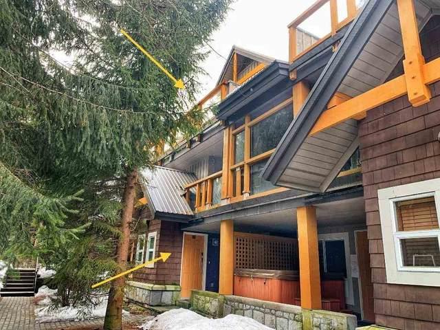 4388 Northlands Boulevard #89, Whistler, BC V8E 1C6 (#R2545040) :: Macdonald Realty