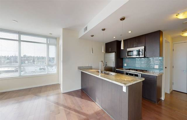 89 W 2ND Avenue #1201, Vancouver, BC V5Y 0G9 (#R2545060) :: Macdonald Realty