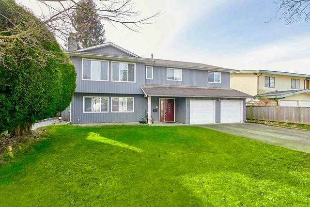 8640 Sierpina Drive, Richmond, BC V7A 4M9 (#R2545112) :: Macdonald Realty