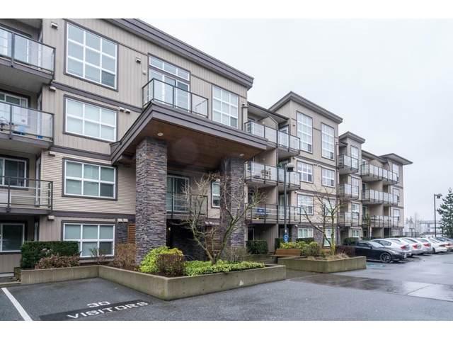 30525 Cardinal Avenue #318, Abbotsford, BC V2T 0A8 (#R2545122) :: Macdonald Realty