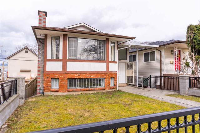 2041 E 44TH Avenue, Vancouver, BC V5P 1N1 (#R2545456) :: Macdonald Realty