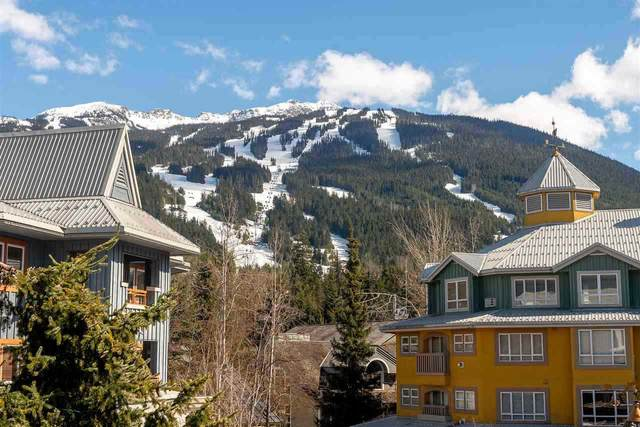 4314 Main Street #355, Whistler, BC V8E 1A8 (#R2545460) :: Macdonald Realty