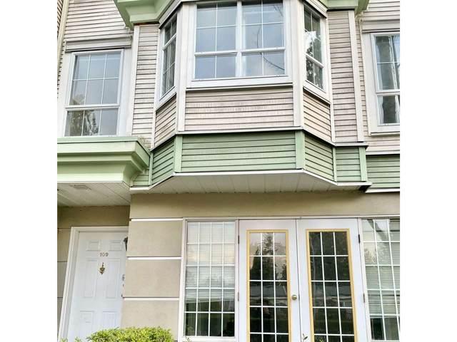 15288 105 Avenue #109, Surrey, BC V3R 0W8 (#R2545489) :: Macdonald Realty