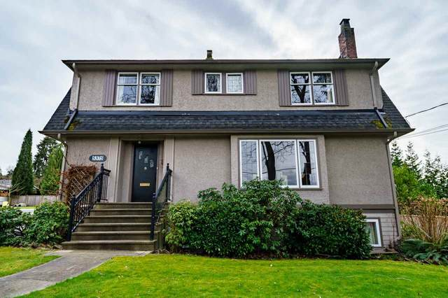 5375 Gordon Avenue, Burnaby, BC V5E 3L9 (#R2545657) :: Macdonald Realty