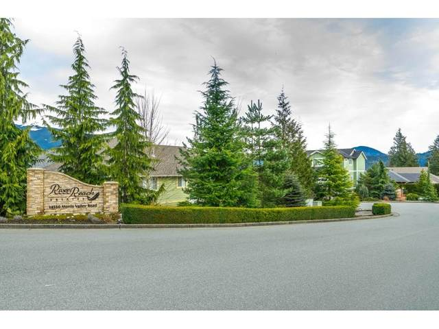 14550 Morris Valley Road #72, Harrison Mills, BC V0M 1A1 (#R2545790) :: 604 Home Group