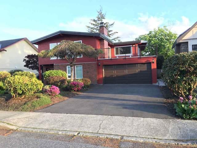 9520 Snowdon Avenue, Richmond, BC V7A 2M1 (#R2546444) :: RE/MAX City Realty