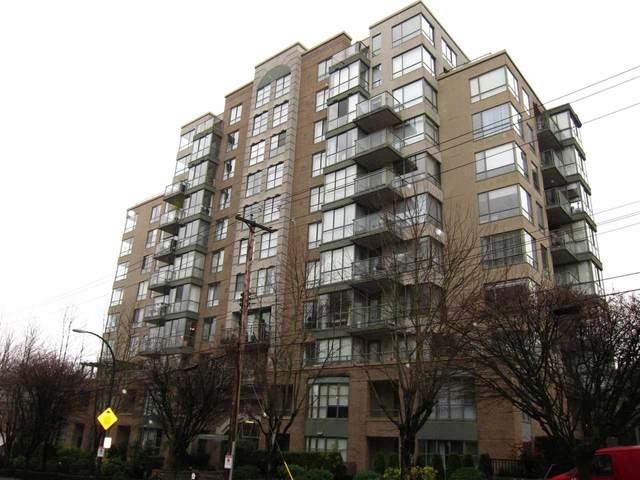 2288 Pine Street #403, Vancouver, BC V6J 5G4 (#R2546648) :: RE/MAX City Realty