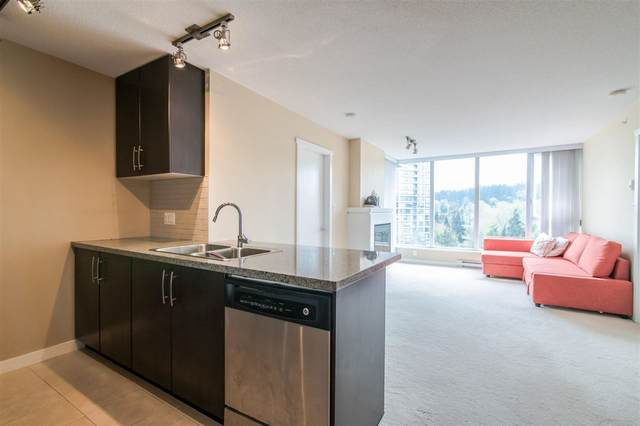 660 Nootka Way #1609, Port Moody, BC V3H 0B7 (#R2550762) :: Ben D'Ovidio Personal Real Estate Corporation | Sutton Centre Realty