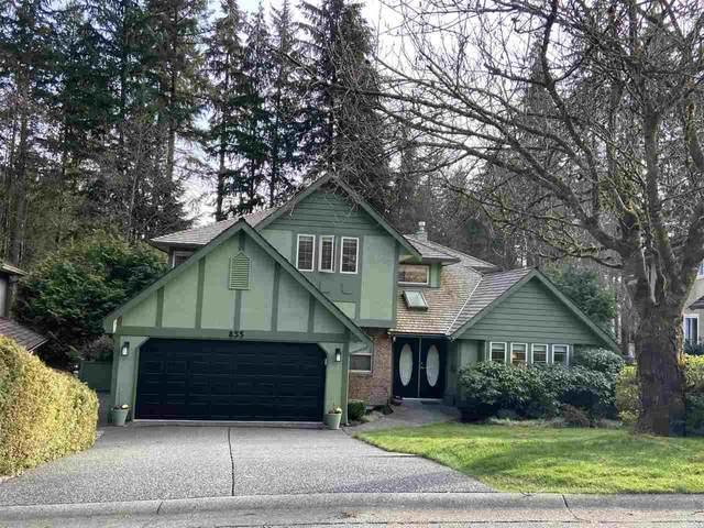 835 Strathaven Drive, North Vancouver, BC V7H 2K1 (#R2551988) :: Macdonald Realty