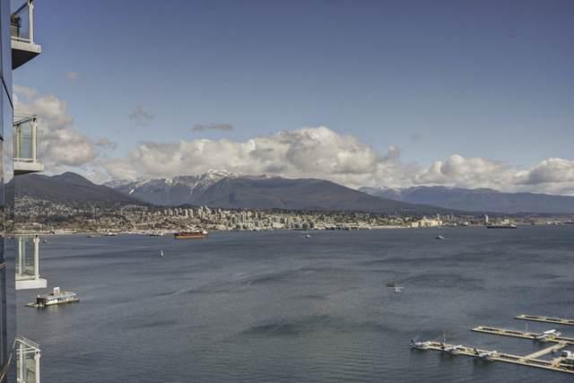 1281 W Cordova Street #2603, Vancouver, BC V6C 3R5 (#R2553936) :: Initia Real Estate