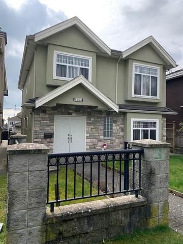 1254 E 60TH Avenue, Vancouver, BC V5X 2A7 (#R2554563) :: Ben D'Ovidio Personal Real Estate Corporation | Sutton Centre Realty