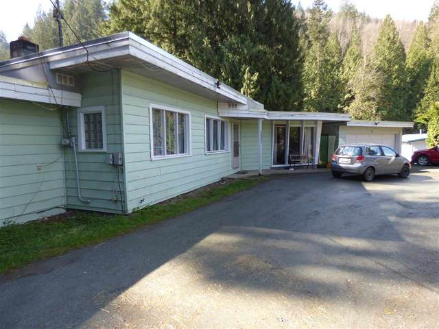 5005 Cultus Lake Road, Cultus Lake, BC V2R 4C6 (#R2556832) :: Ben D'Ovidio Personal Real Estate Corporation | Sutton Centre Realty