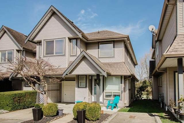 22980 Abernethy Lane #5, Maple Ridge, BC V2X 3N4 (#R2559501) :: Ben D'Ovidio Personal Real Estate Corporation | Sutton Centre Realty