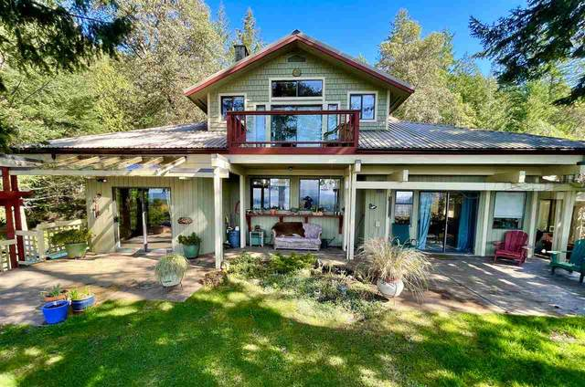 256 East Point Road, Saturna Island, BC V0N 2Y0 (#R2559567) :: 604 Home Group