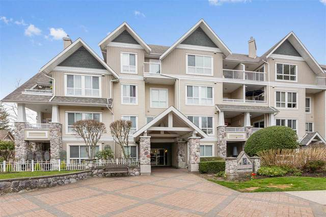19091 Mcmyn Road #302, Pitt Meadows, BC V3Y 2S8 (#R2560016) :: Ben D'Ovidio Personal Real Estate Corporation   Sutton Centre Realty