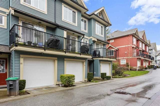 6635 192 Street #12, Surrey, BC V4N 5T9 (#R2560556) :: Homes Fraser Valley