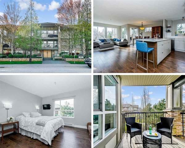8717 160 Street #406, Surrey, BC V4N 5X7 (#R2560579) :: Macdonald Realty