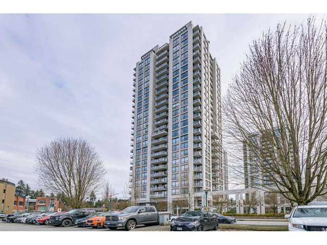 2982 Burlington Drive #809, Coquitlam, BC V3B 0B3 (#R2560752) :: 604 Realty Group