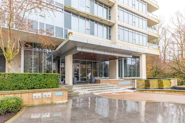 7090 Edmonds Street #605, Burnaby, BC V3N 0C6 (#R2561110) :: Ben D'Ovidio Personal Real Estate Corporation   Sutton Centre Realty