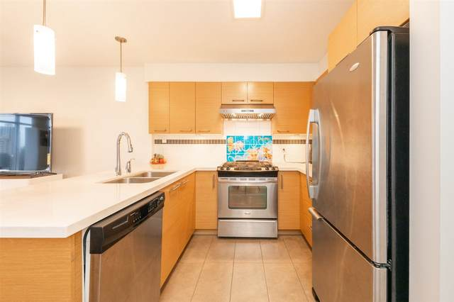 7090 Edmonds Street #2305, Burnaby, BC V3N 0C6 (#R2561325) :: Ben D'Ovidio Personal Real Estate Corporation   Sutton Centre Realty