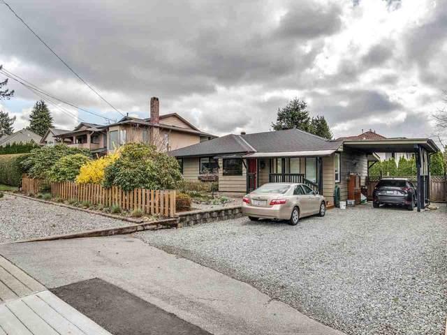 632 Chapman Avenue, Coquitlam, BC V3J 4A3 (#R2561585) :: 604 Realty Group