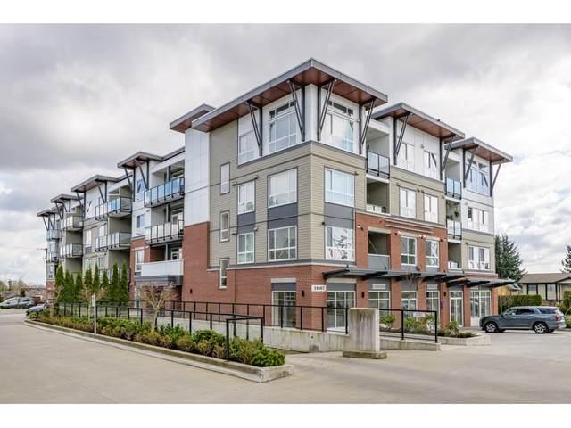 19567 64 Avenue #302, Surrey, BC V3S 7H8 (#R2561691) :: Macdonald Realty