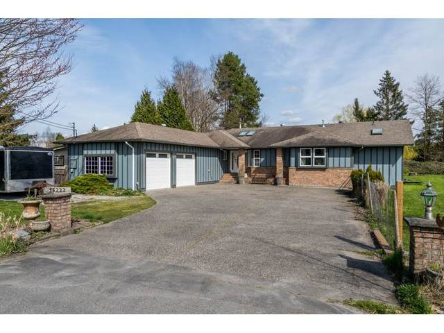 15222 Harris Road, Pitt Meadows, BC V3Y 2M6 (#R2561730) :: Ben D'Ovidio Personal Real Estate Corporation | Sutton Centre Realty