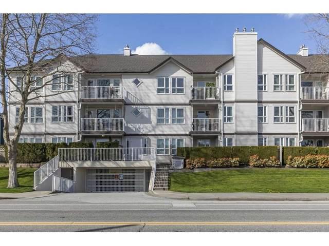 17727 58 Avenue #208, Surrey, BC V3S 1L5 (#R2562168) :: Macdonald Realty
