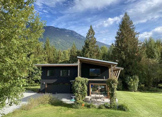 390 Dill Road, Pemberton, BC V0N 2L2 (#R2562507) :: 604 Home Group