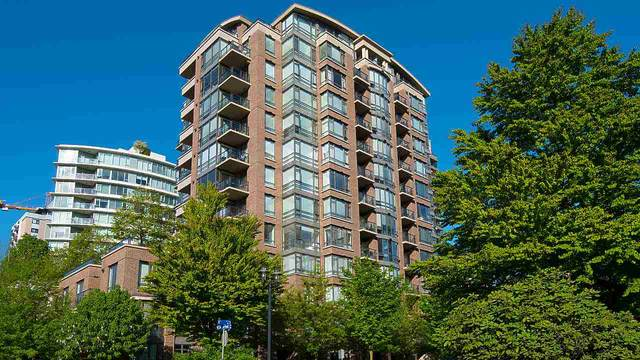 170 W 1ST Street #1208, North Vancouver, BC V7M 3P2 (#R2563093) :: Ben D'Ovidio Personal Real Estate Corporation | Sutton Centre Realty