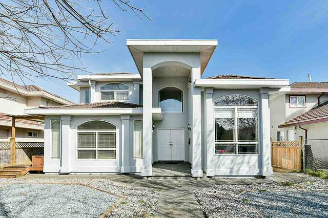 6130 168 Street, Surrey, BC V3S 3X8 (#R2563344) :: Ben D'Ovidio Personal Real Estate Corporation | Sutton Centre Realty