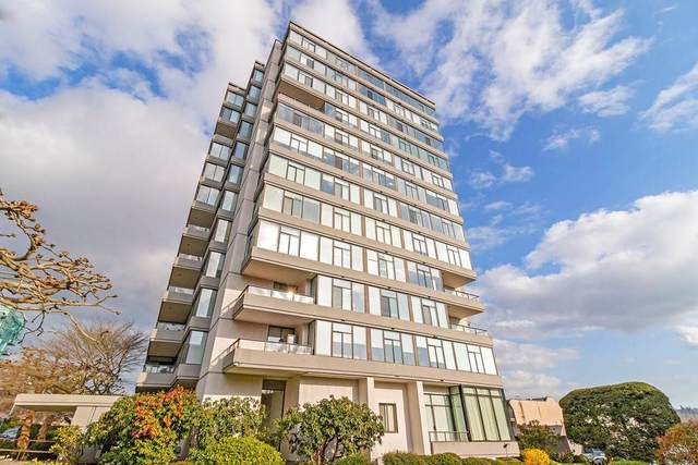 1480 Duchess Avenue #1201, West Vancouver, BC V7T 2W2 (#R2563558) :: 604 Realty Group