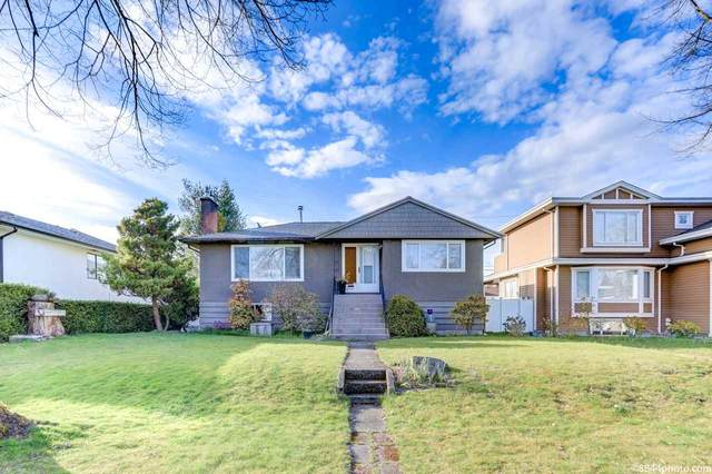 8531 Karrman Avenue, Burnaby, BC V3N 2M3 (#R2563672) :: Ben D'Ovidio Personal Real Estate Corporation | Sutton Centre Realty