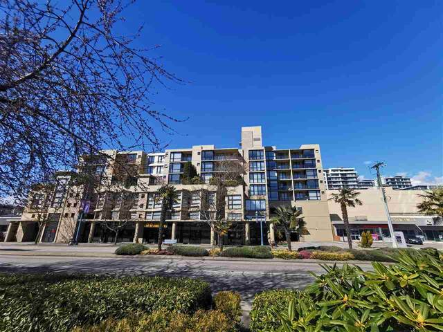 7831 Westminster Highway #605, Richmond, BC V6X 4J4 (#R2563776) :: Ben D'Ovidio Personal Real Estate Corporation | Sutton Centre Realty