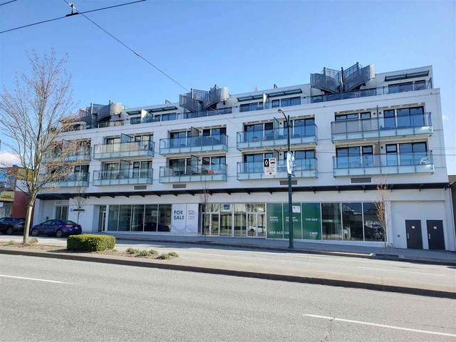 630 E Broadway #303, Vancouver, BC V5T 0J1 (#R2563867) :: Ben D'Ovidio Personal Real Estate Corporation | Sutton Centre Realty