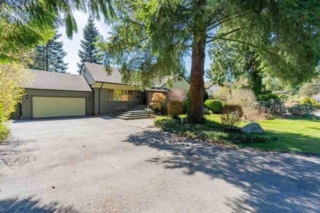 310 Macbeth Crescent, West Vancouver, BC V7T 1V7 (#R2565959) :: Initia Real Estate