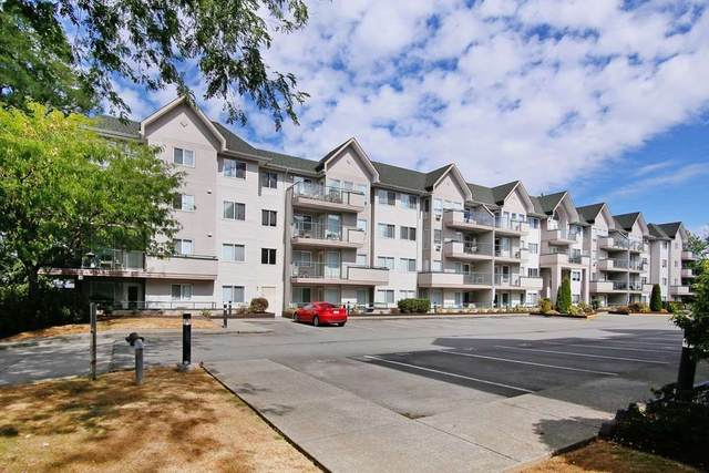 33738 King Road #210, Abbotsford, BC V2S 8J5 (#R2566127) :: Initia Real Estate